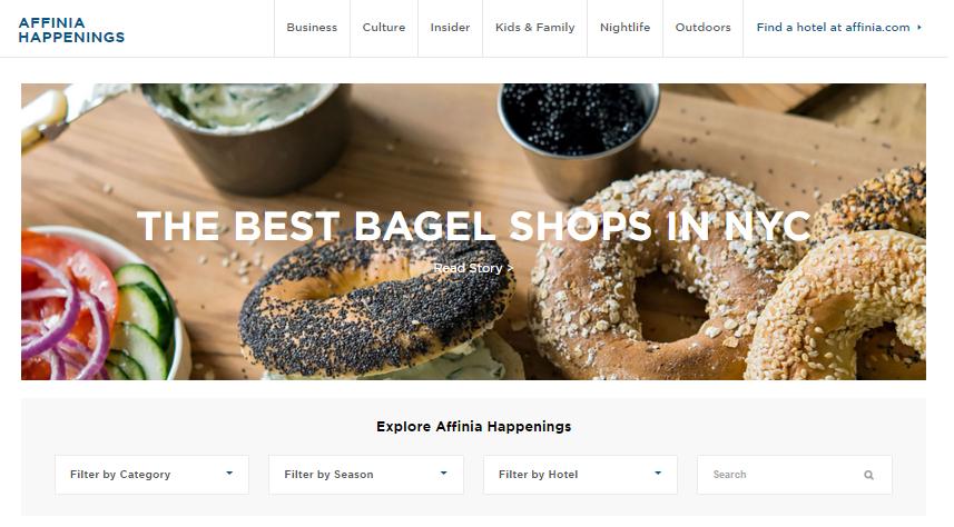 affinia-blog